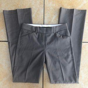 Theory Grey Work Career Dress Pants Wool 00